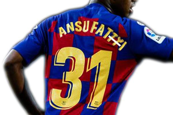 """Ansu Fati - """"Fatty"""""""