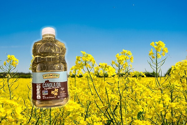 Cheapest High-Calorie Foods for Weight Gain: Canola Oil
