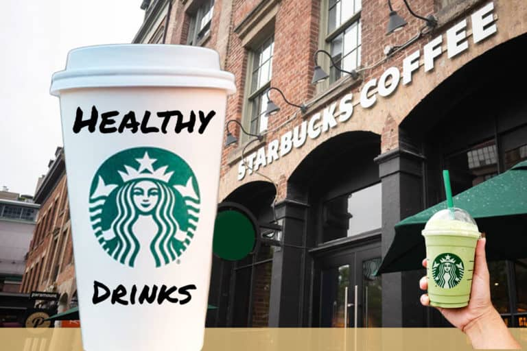 Healthy Starbucks drinks that are incredibly tasty