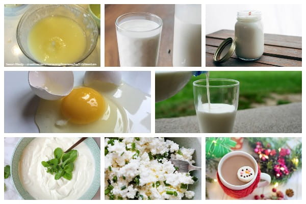 8 high-volume low-calorie dairy products that fill you up