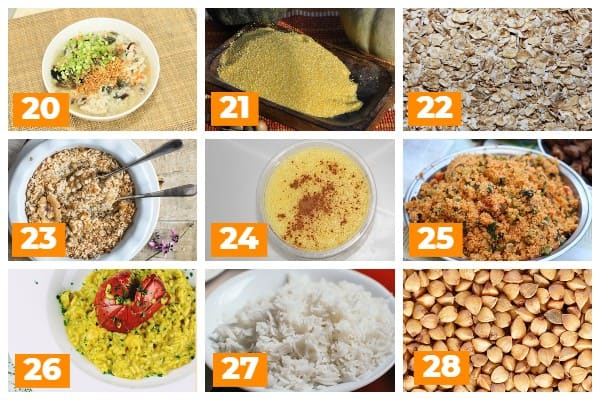 9 high-volume low-calorie grains that fill you up